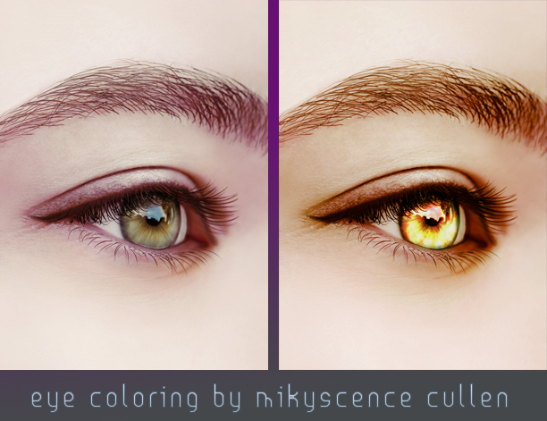 colorizations +eyes by MyVampireWorld