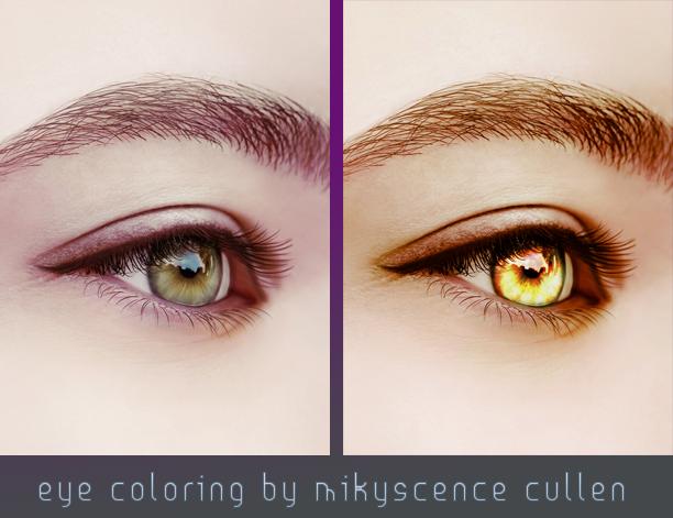 colorizations +eyes by MyVampireWorld