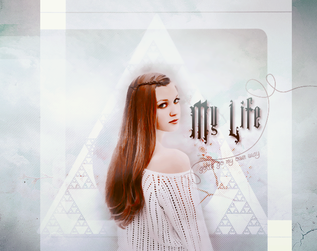 Blend +my Life by MyVampireWorld