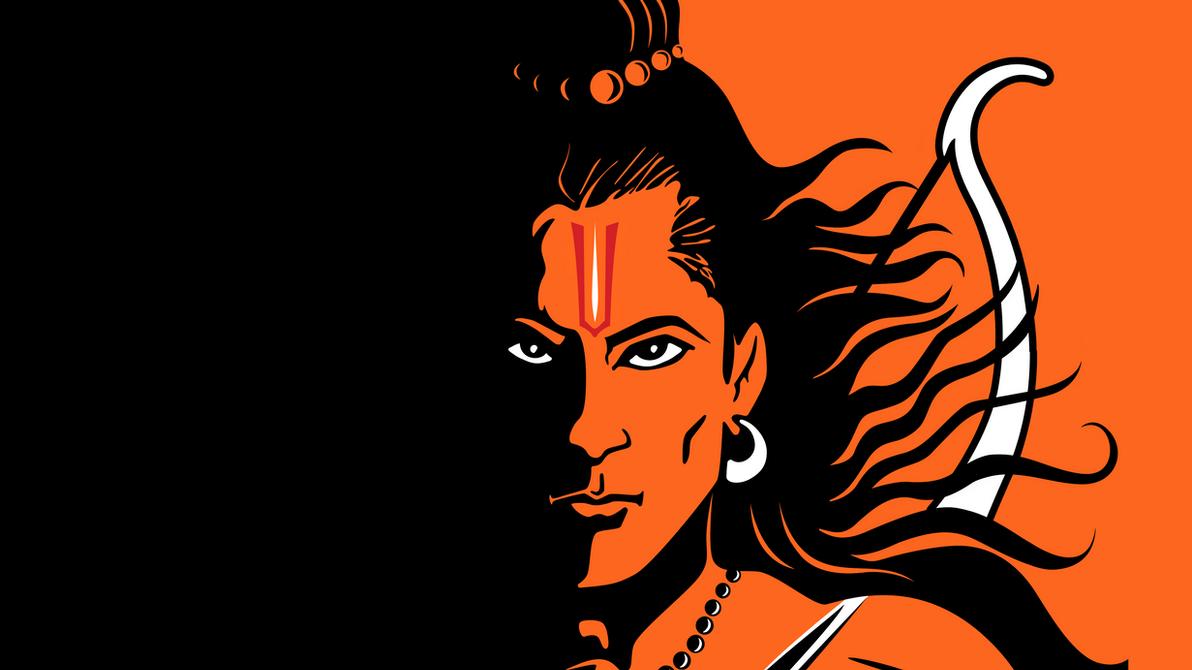 shri ram high resolution wallpaper by umesh ravani by random clip art black and white random clipart pictures