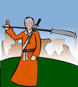 Warrior Monk
