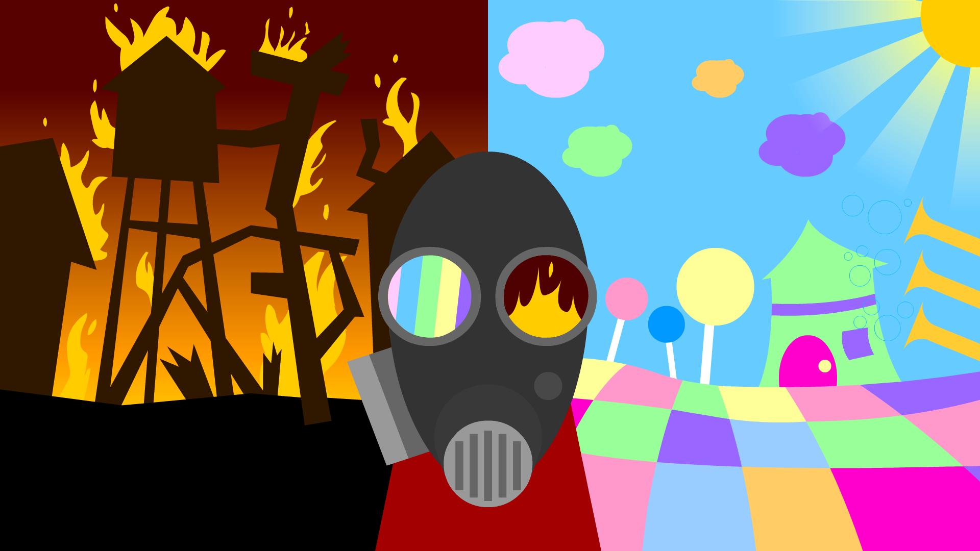 Tf2 meet the pyro wallpaper