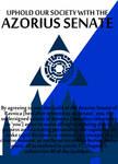 Azorius Senate poster