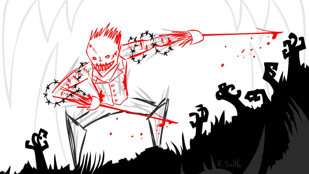 Wrath by adrius15