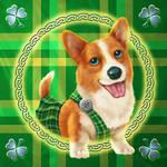 celtic corgi