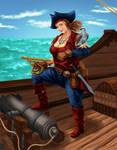 Captain Morganna