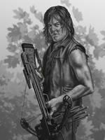 Daryl by dragynsart
