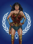 Wonder Woman United Nations