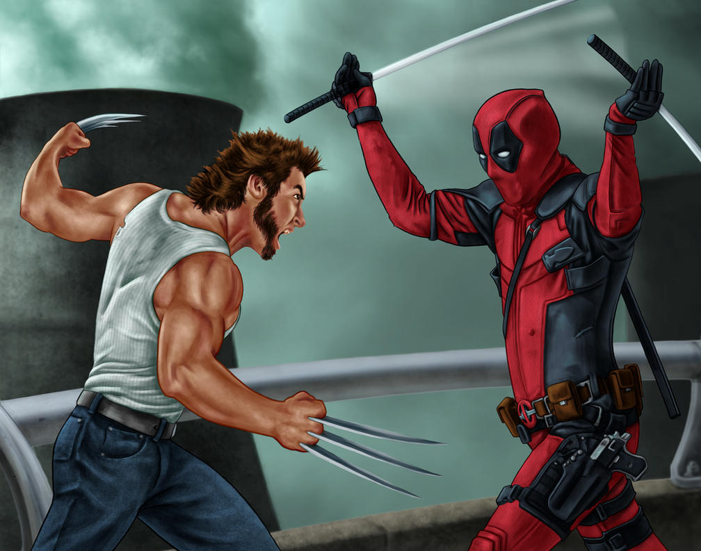 deadpool vs movie deadpool - photo #9