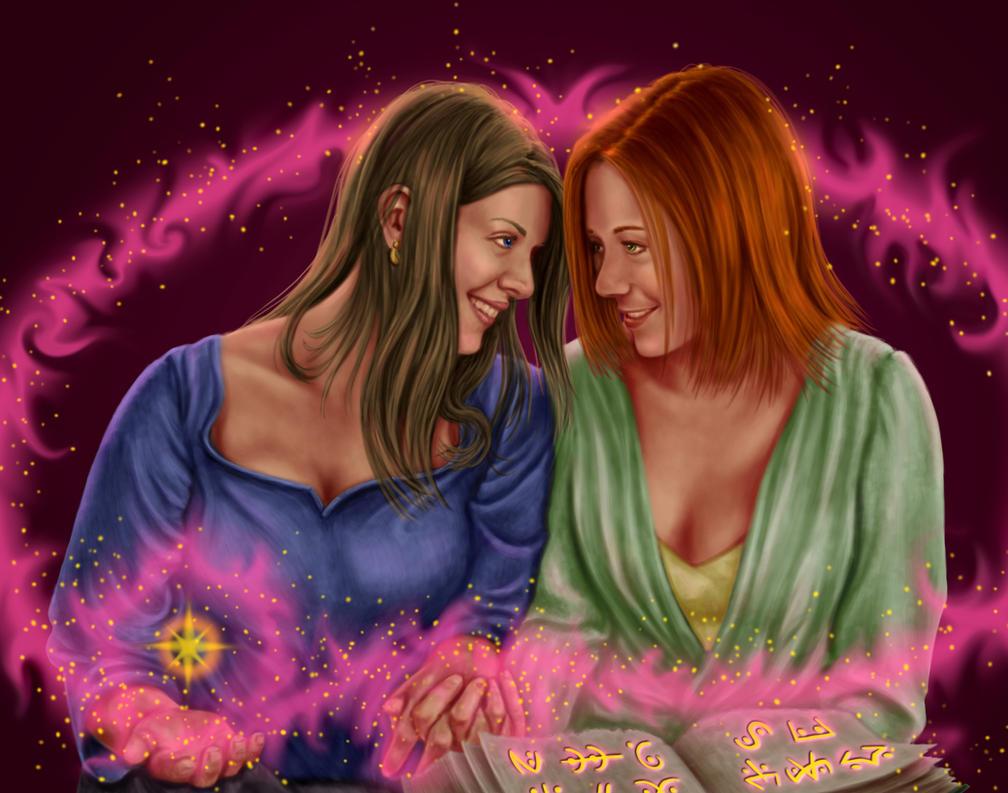 Willow Tara by dragynsart