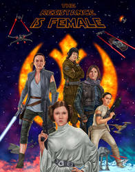 The Resistance is Female