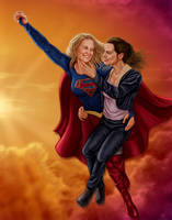 SuperCorp by dragynsart