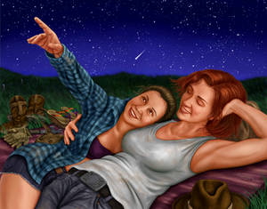 WayHaught Stargazing