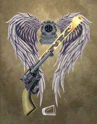 Wynonna Earp Tattoo 2