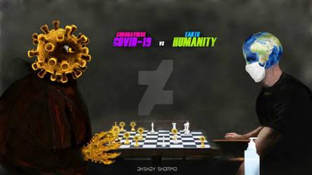 COVID-19 vs Humanity