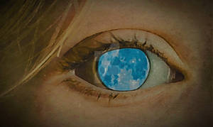 The whole world in your eye