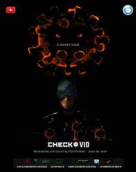 'Checkovid' poster