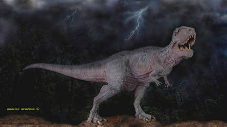Cretaceous Night of Thunder