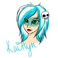 Kaitlyn 2.0 by RubyDawnHunter