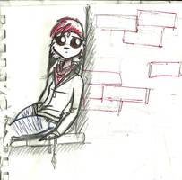 Brick walls by RubyDawnHunter