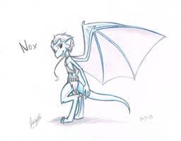 Gargoyles OC by RubyDawnHunter