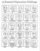 Expression challenge by RubyDawnHunter