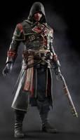 Assassin's Creed Rogue Shay Patrick Cormac Poster
