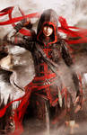 Assassin's Creed Chronicles China Shao Jun Poster