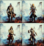 Assassin's Creed Unity Assassins Banner Poster
