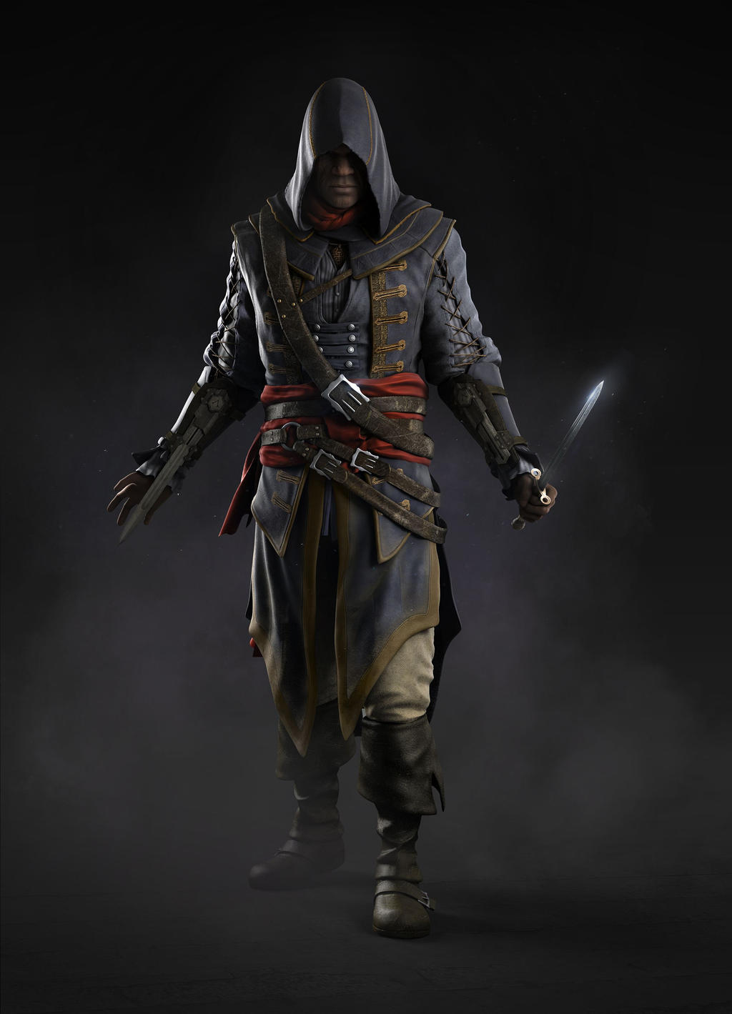 to send us on some pretty tantalizing information for their latest Assassin'ss Creed game, Assassin's Creed Rogue...