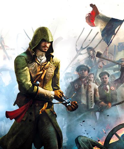 Assassin's Creed Unity Xavier Proix The Greencoat by ...