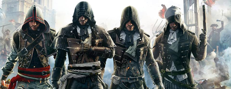 Assassin S Creed Unity Customization Banner Poster By