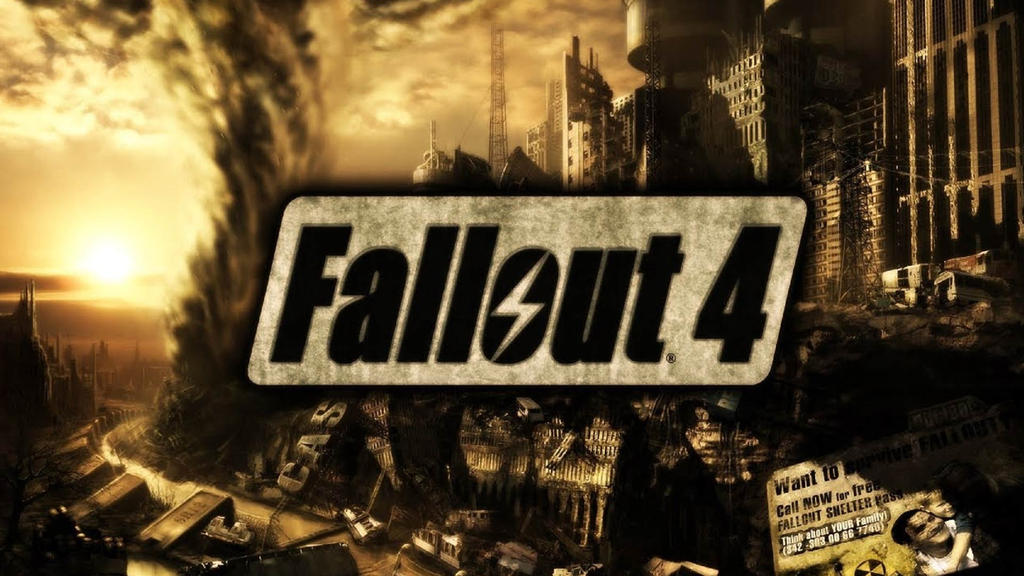 Fallout 4 2015 Gaming Wallpaper By MatrixUnlimited