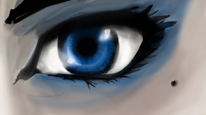 Day 1 - eye by mohka