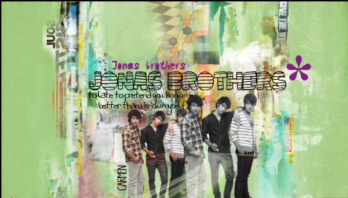Jonas Brothers by serendiipitous