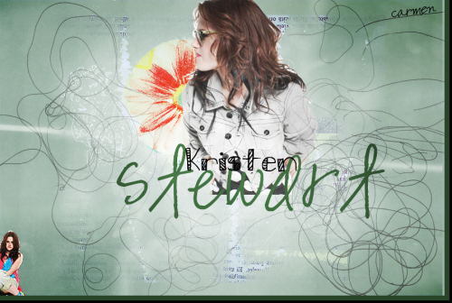 Kristen Stewart by serendiipitous