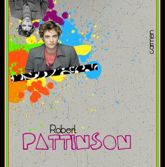 Rob Pattinson by serendiipitous