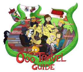 The Ooo Travel Guide by FauxBoy