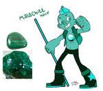 Gemsona 'malachite'
