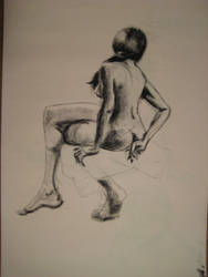 Life Drawing Oct 05 by arunyothin