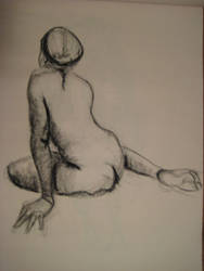 Life Drawing Oct 07 by arunyothin