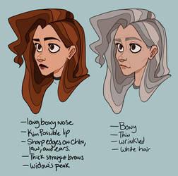 Aged by sketchbagel