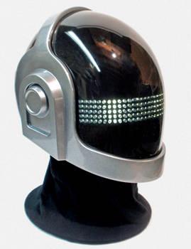 Tron Daft Punk Helmet
