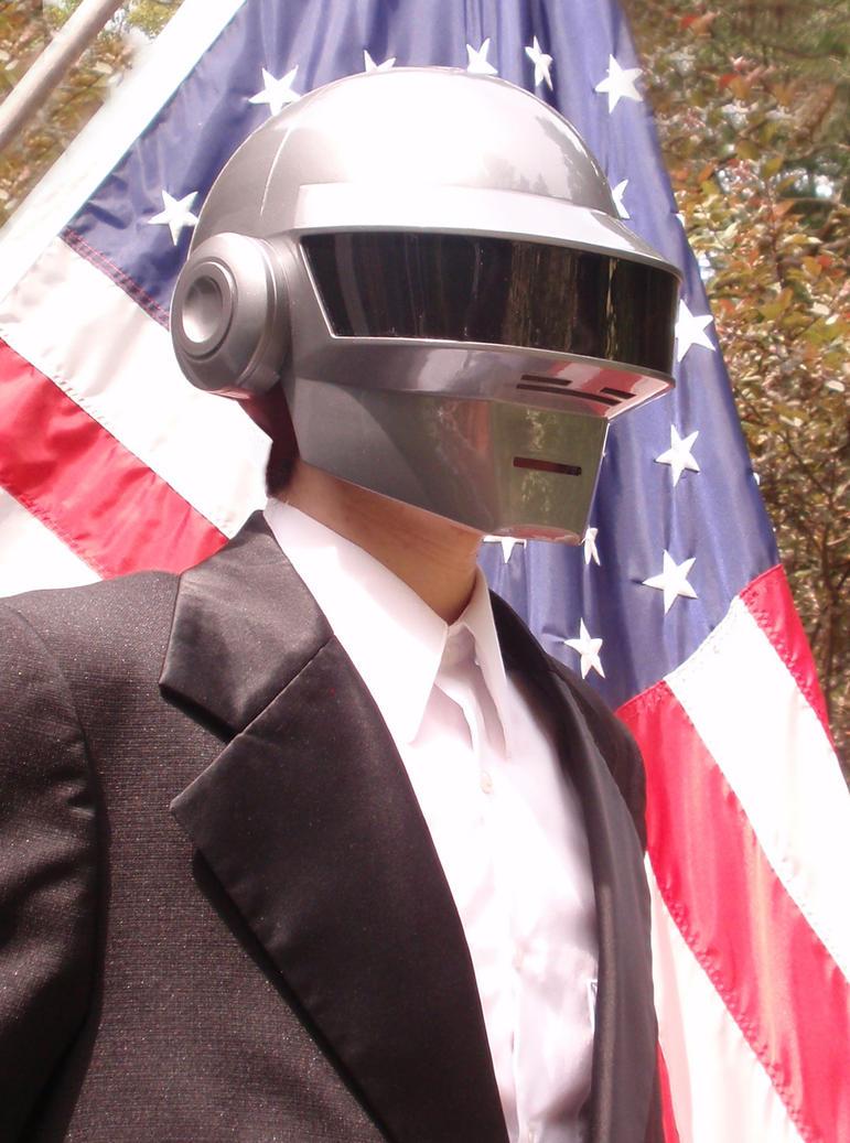 Daft Punk Thomas USA by PerfectTommyAutomail on DeviantArt