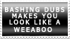 Bashing Dubs Stamp by Faroreswind159