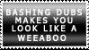 Bashing Dubs Stamp by Faroreswind159
