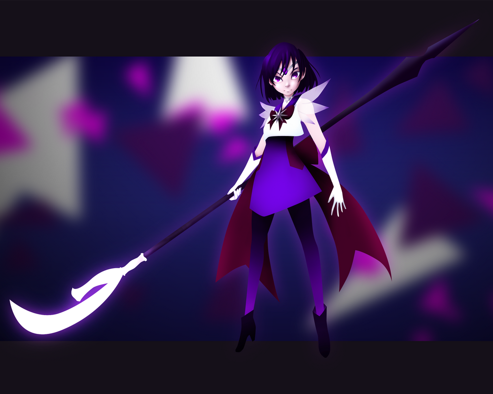 Sailor Saturn by killzip
