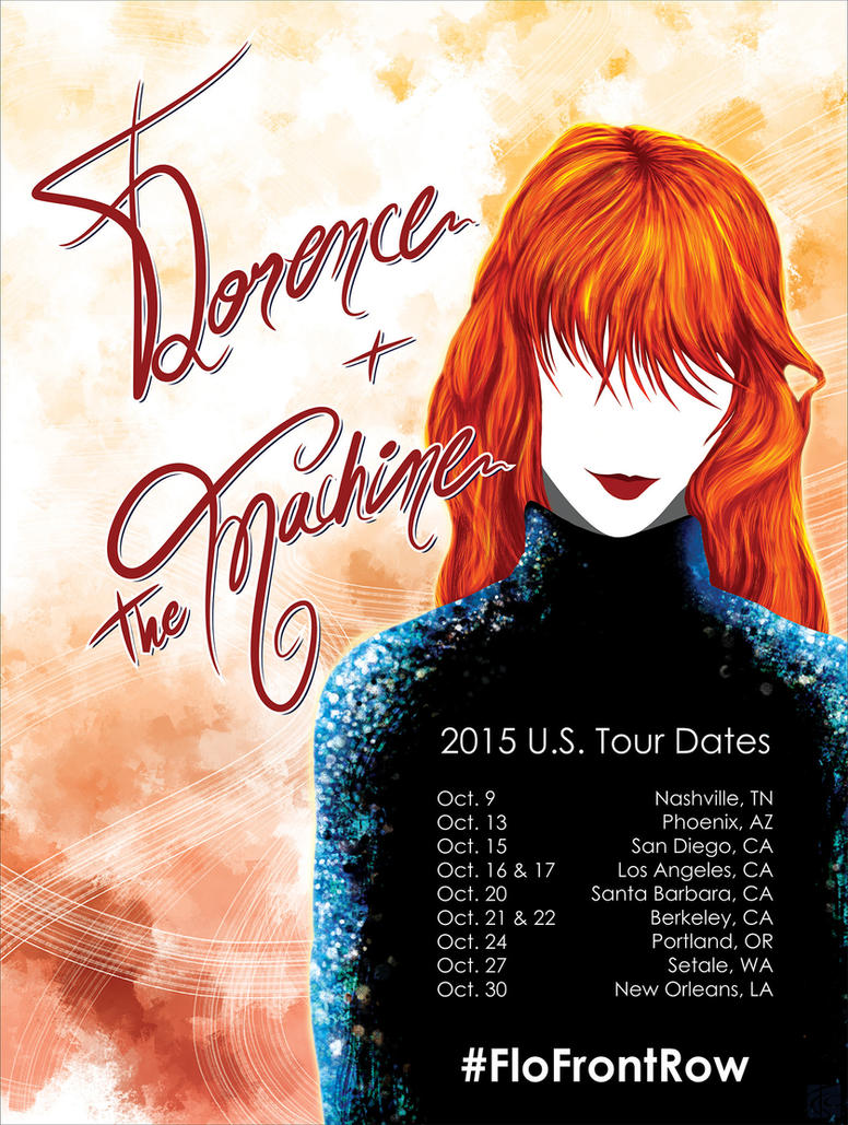 florence and the machine tour 2015