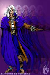Judas Traveller by kairelld