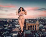 Giantess Becca Gonzalez